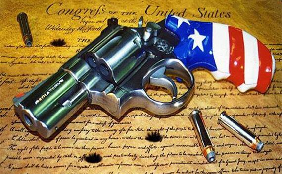 America Gun.
