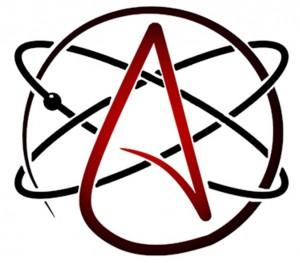 An atheistic symbol