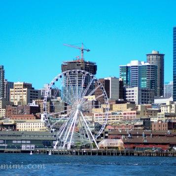Ferris Wheel Waterfront