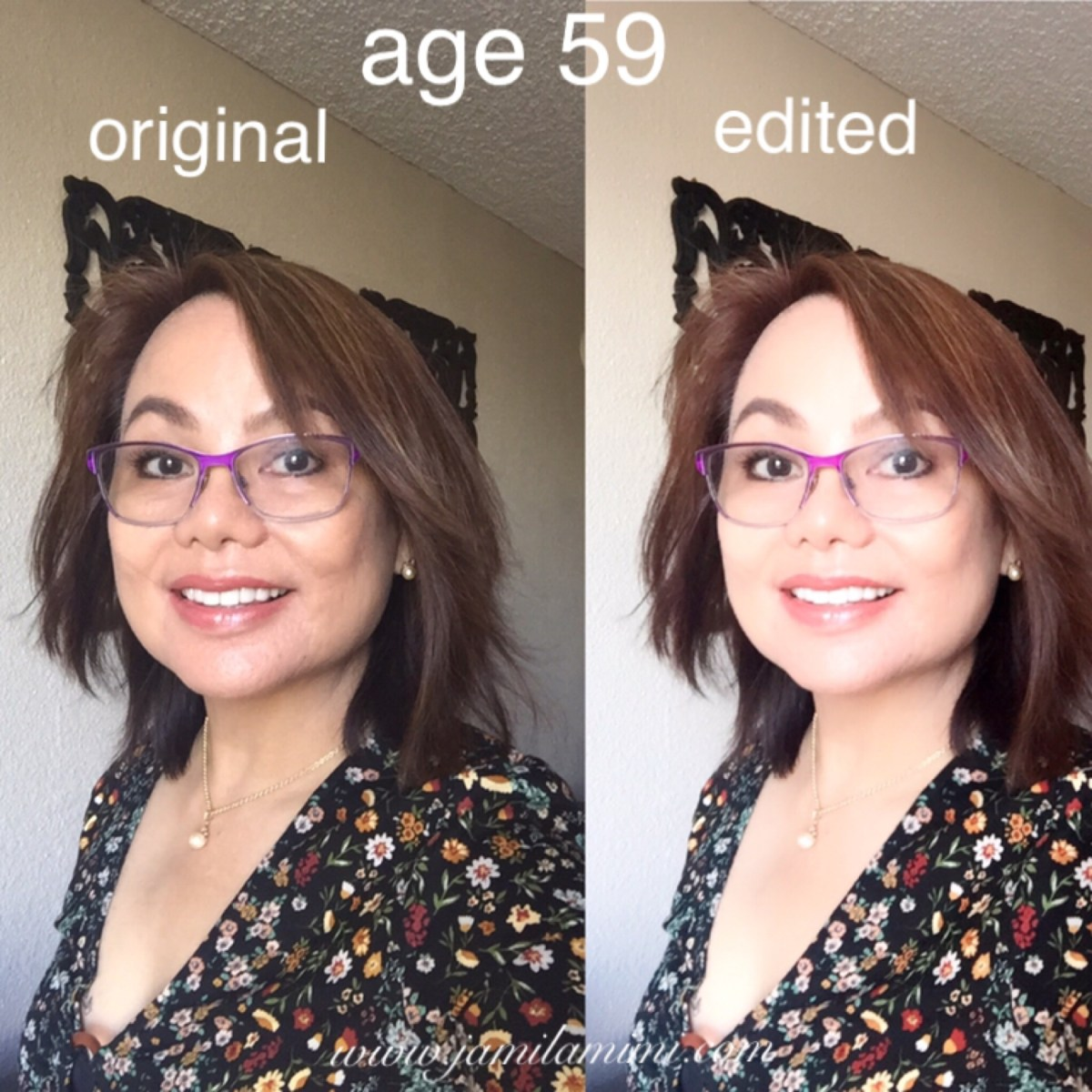 Age 59: Posing tips for beauties beyond fifty (aka: older women)