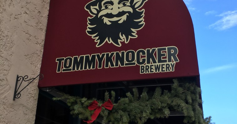 Shoutout to Tommyknocker Brewery and Pub