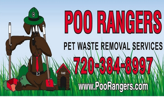 The Denver Dog Magazine Poo Rangers