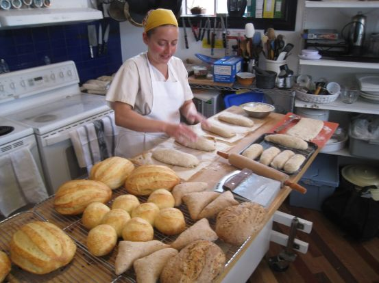 Sara Lapell of Nice Buns was a tremendously talented baker, and neighbour