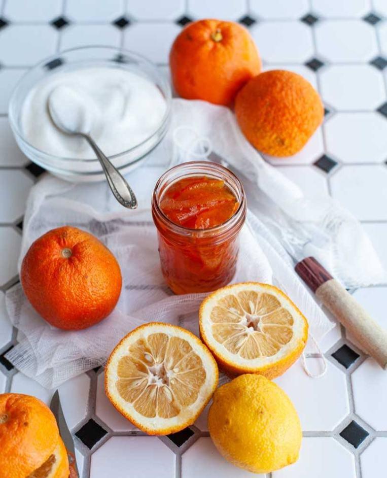 Seville Orange Marmalade by Christine Manning