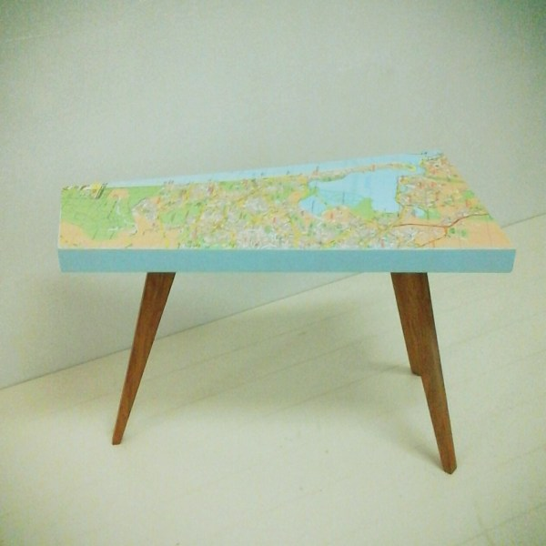 Little Map table