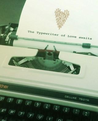 The Typewriter of Love