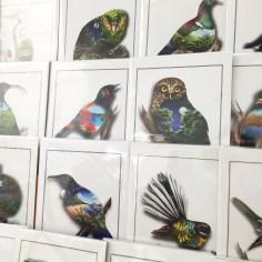 Native bird prints - Sophie Blokker
