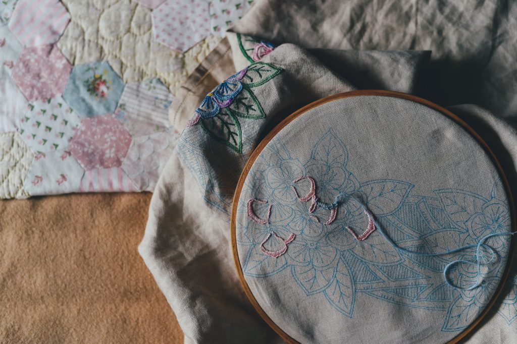 Different Styles of Embroidery