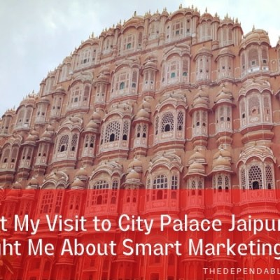 Powerful Marketing Lessons I Learned from a Tourist Guide at City Palace Jaipur