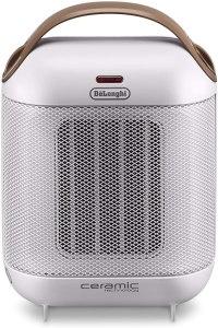 De'Longhi Capsule HFX30C18.IW Ceramic Fan Heater