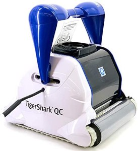 Hayward Tiger Shark QC Robot Pool Cleaner