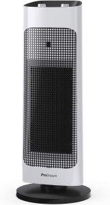 Pro Breeze® 2000W Ceramic Tower Fan Heater