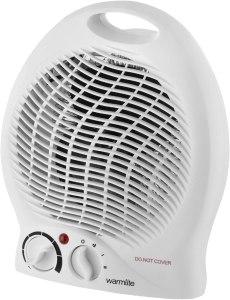 Warmlite Portable Upright Fan Heater