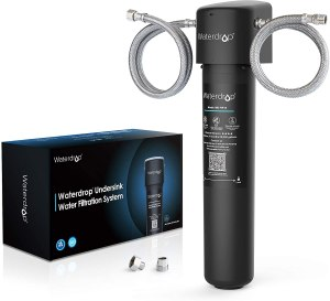 Waterdrop 15UA Under Sink Water Filter System