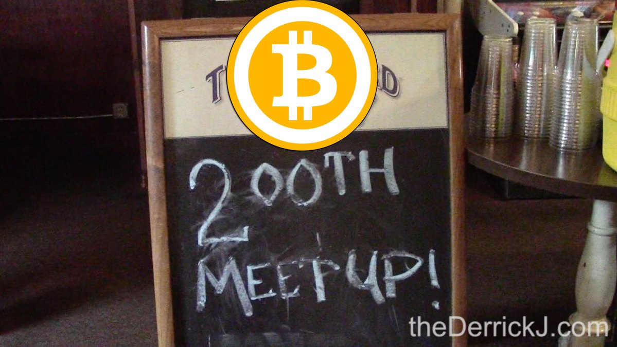 200 Bitcoin Meetups and Counting