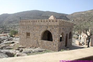 Mosque at Al Rus