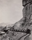 Baby Gauge from New Ryan to Widow mine 1916 - County of Inyo, Eastern California Museum