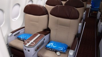 Hawaiian Airlines New A330 cabin 005