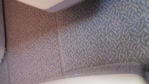 The carpet design