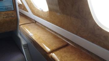 Seat storage