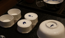 New Tablewear for China Airlines - Courtesy of Talk Airlines