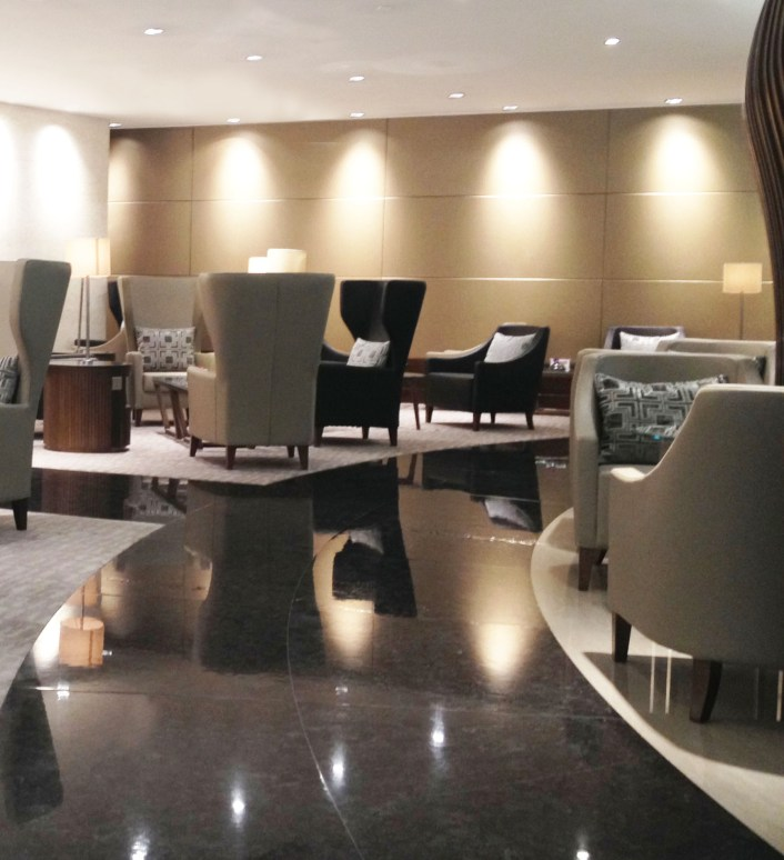 Pudong Lounge F Class 3
