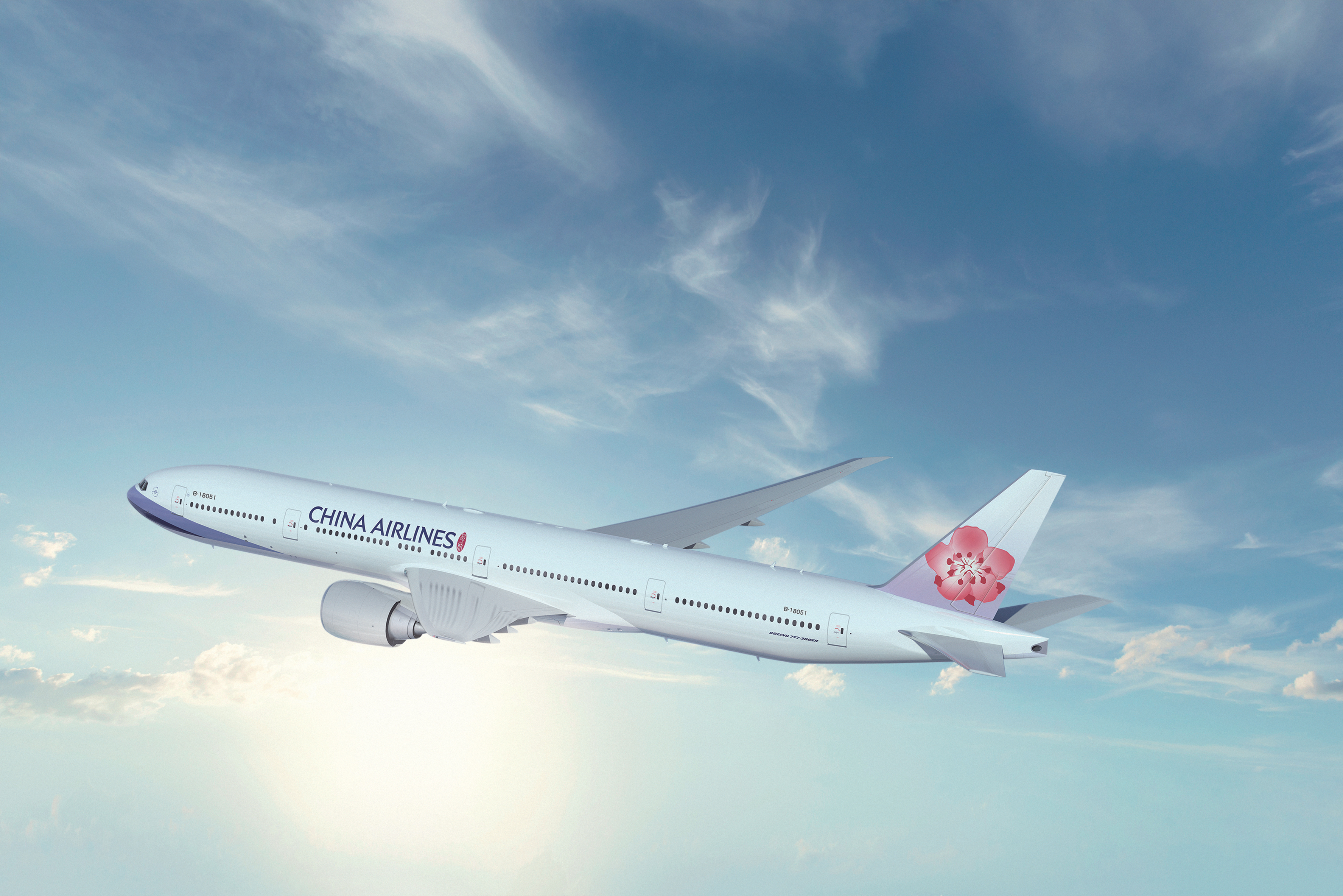 A Closer Look At China Airlines New 777-300ER | TheDesignAir