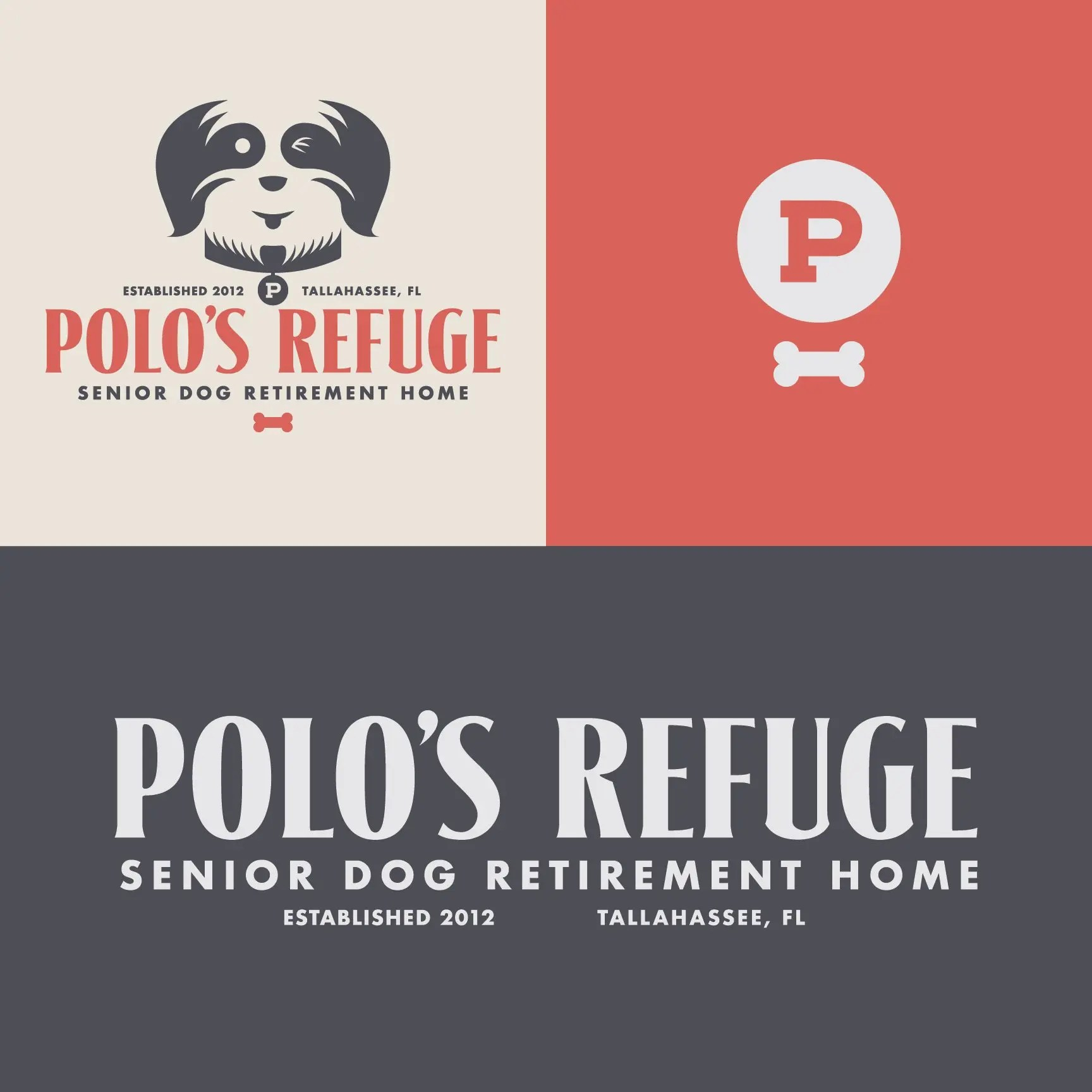 Polos Refuge Brand and Identity by Design Cypher