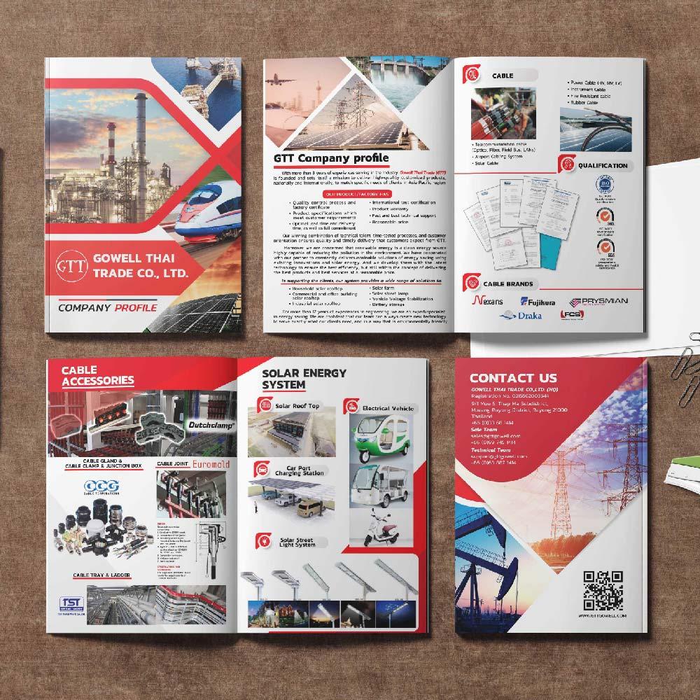 Company Profile GOWELL THAI TRADE CO.,LTD.
