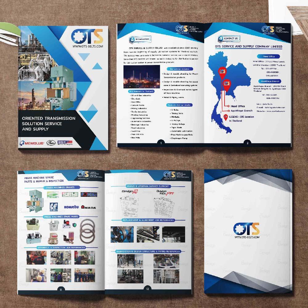 Company Profile OTS SERVICE & SUPPLY CO.,LTD