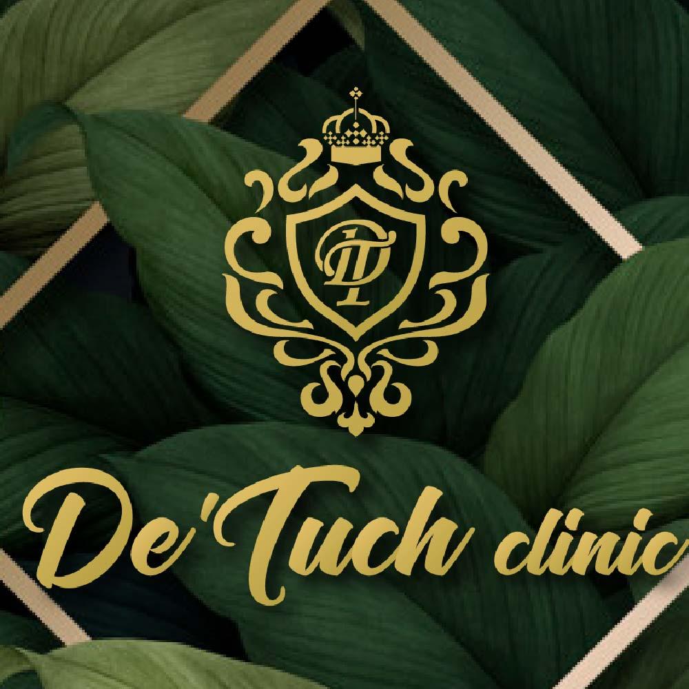 โลโก้ De'Tuch Clinic
