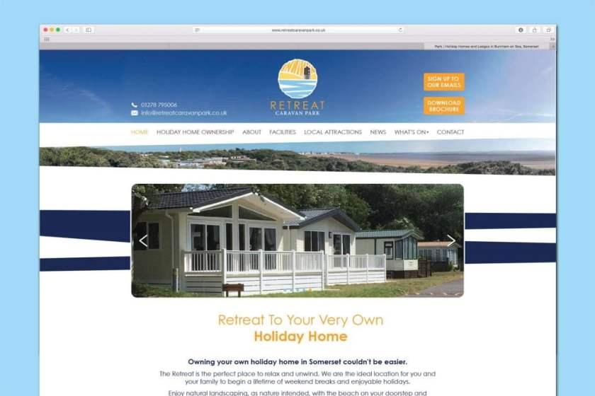 holiday-park-website-burnham-on-sea-somerset-1024x683 Retreat Caravan Park, Burnham-on-Sea, Somerset