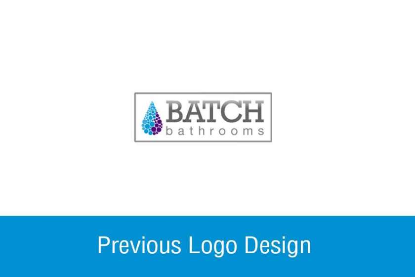 old-batch-logo Logo Design & Graphic Design for Batch Bathrooms