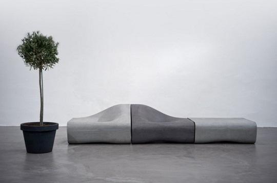 Modular Outdoor Furniture Dune By Rainer Mutsch