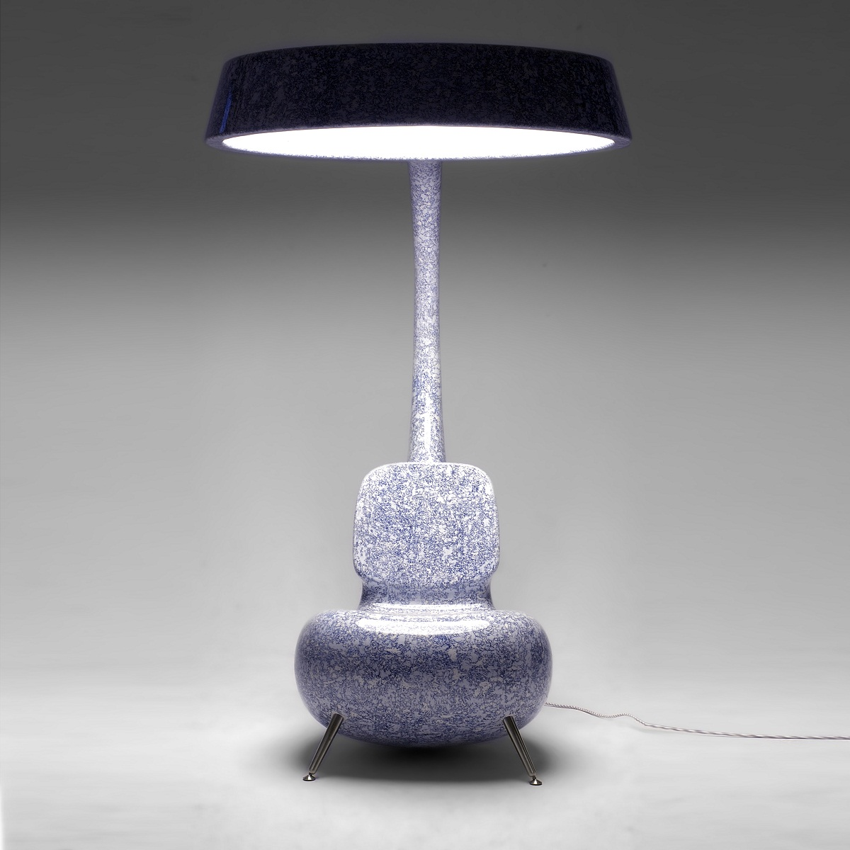 Unique Light Up Inspired By Deep Sea Creatures