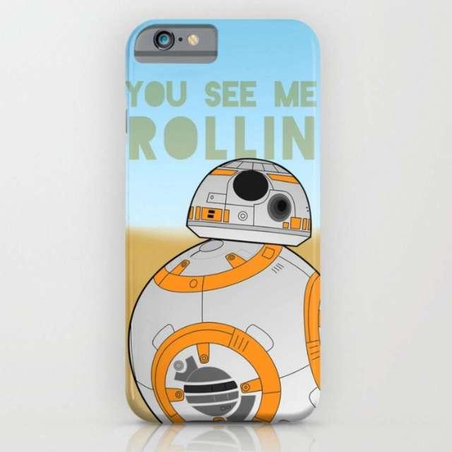 BB8 Design | Phone Case | The Design Jedi
