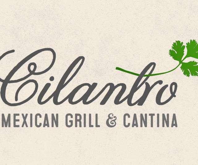 The Design Jedi - Logo Concept - Cilantro Mexican Grill & Cantina