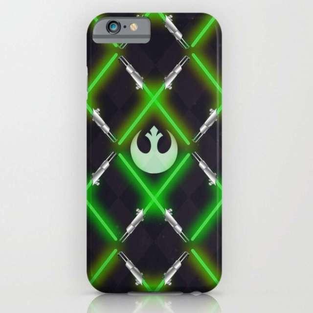 Jedi Lattice Pattern | Phone Case | The Design Jedi
