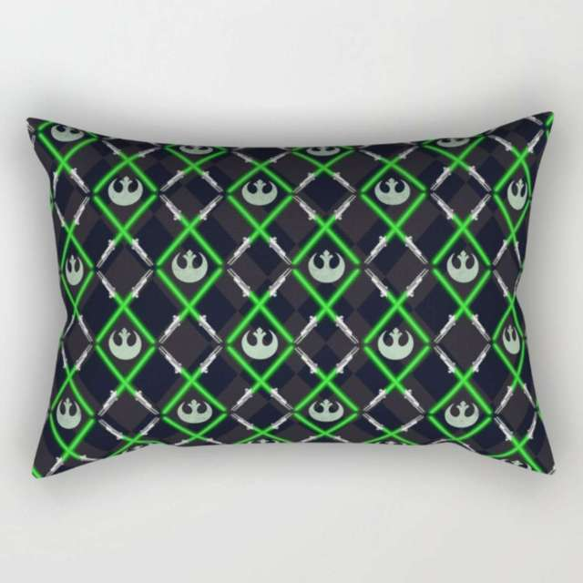 Jedi Lattice Pattern | Pillow | The Design Jedi