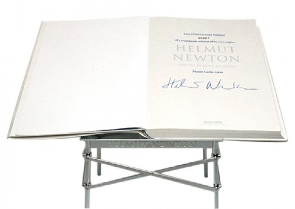 Taschen – SUMO, Helmut Newton