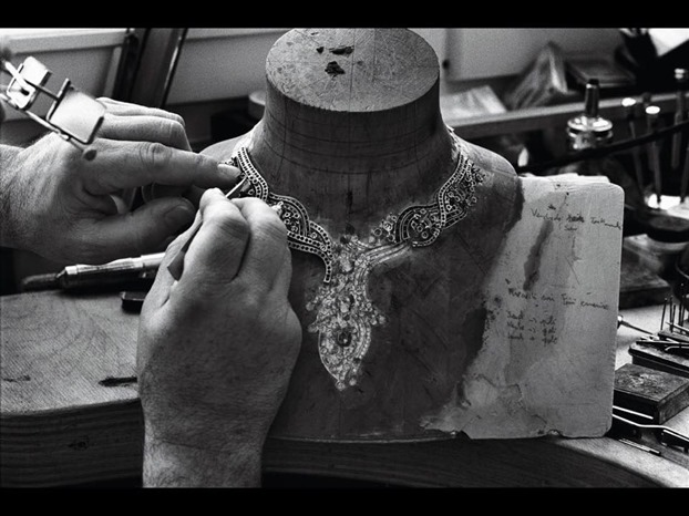 Van Cleef and Arpels Model maker