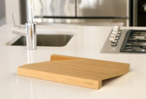 Slice Cutting Board by Jonathan Fundudis, Snapp Design