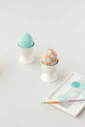 "Pastel ""Impressionist"" Eggs 