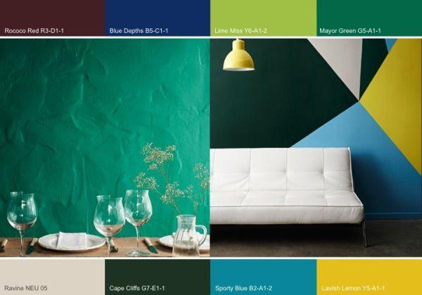 """Plascon 2014 Colour Forecast – """"Second Nature"""""""