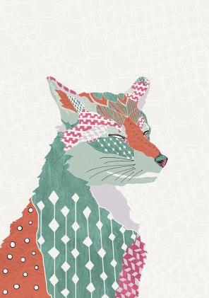 Natalia Segerman - Fox {The Design Tabloid}