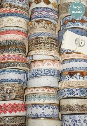 Lucy-Made Ceramic Bracelets | via www.lucystuartclark.com
