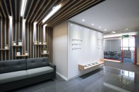 Regent Insurance Flagship Office - Waiting Area