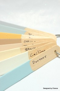 popsicle stick paint deck