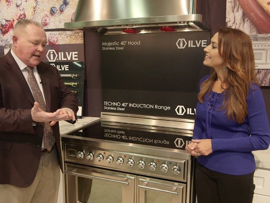 The Design Tourist checks out the latest designer appliance debuts from ILVE at The Architectural Digest Design Show