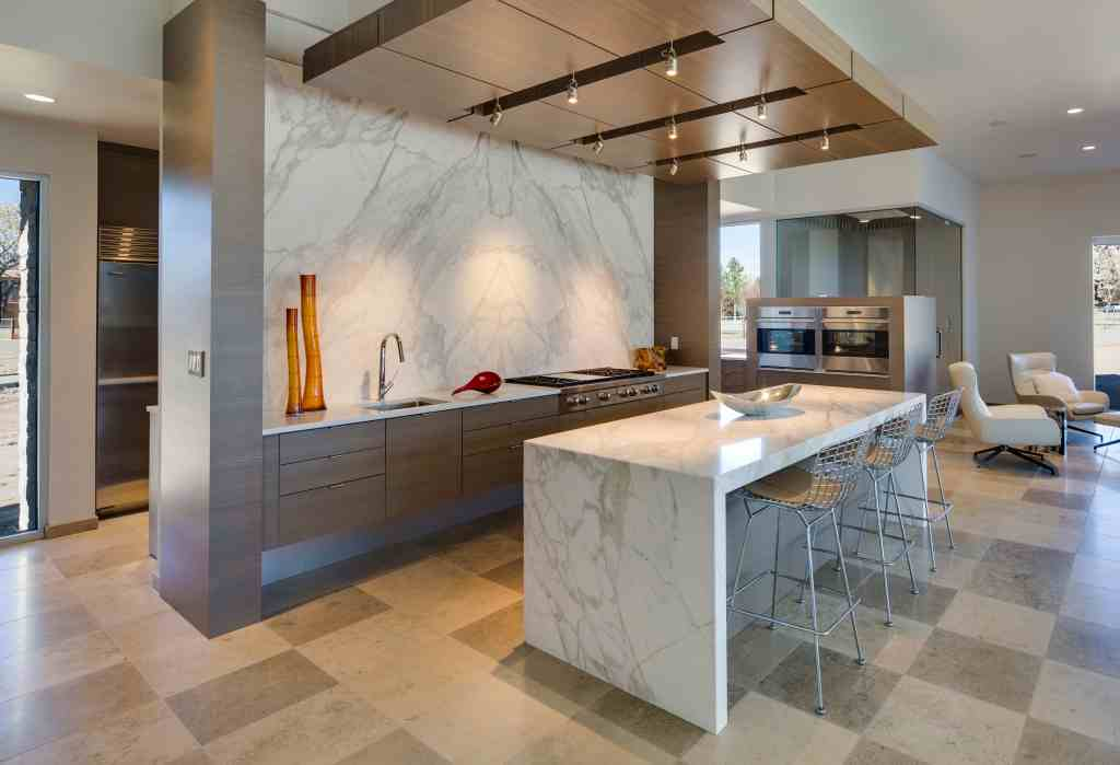 Kitchen Surface Style Ideas With Natural Stone The